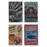 Etui na papierosy Atomic Classic Cars 0450816