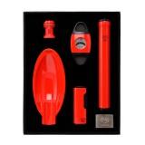 Zestaw cygarowy Myon Paris Racing Red 1861800