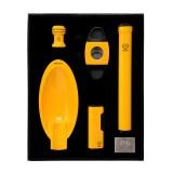 Zestaw cygarowy Myon Paris Racing Yellow 1861801
