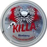 Woreczki nikotynowe Killa Blueberry