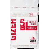 Filtry papierosowe Gizeh Extra Slim 150