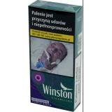 Cygaretki Winston Purple Green