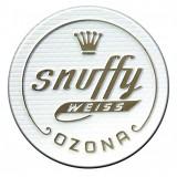 Tabaka Ozona Snuffy Weiss