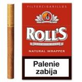 Rolls Red