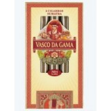 Vasco Da Gama Cigarros No. 4 Claro