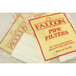 Filtry fajkowe Falcon 10 szt.