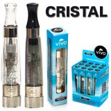 Clearomizer VIVO CRISTAL BL&CL