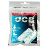 Filtry papierosowe OCB slim + bibułki