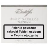 Cygaretki Davidoff Mini Cigarillos Platinum