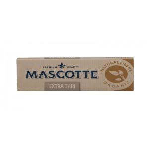 Bibułki Mascotte Organic Extra Thin