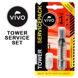 VIVO Servicepack TOWER Clear 1+1