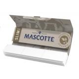 Bibułki Mascotte Slim Size Organic z filtrami