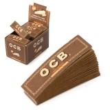 Filtry kartonowe OCB Virgin Brown Tips