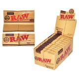 Bibułki RAW Regular Filter Tips
