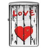 Zapalniczka Zippo Love on Wood 1687/16