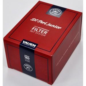 Filtry fajkowe Vauen 9mm 180 szt.