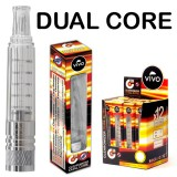 Clearomizer VIVO DUAL-CORE Clear