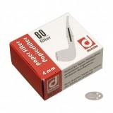 Filtry fajkowe papierowe Denicotea 4mm