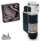 Zapalniczka Eurojet Pocket Torch Black 251067