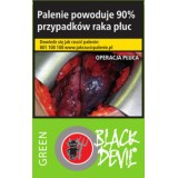 Papierosy Black Devil Green