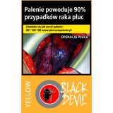 Papierosy Black Devil Yellow