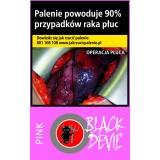 Papierosy Black Devil Pink