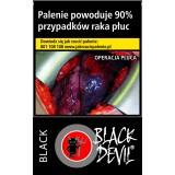 Papierosy Black Devil Black