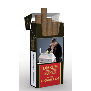 Cygaretki Djarum Super Filter