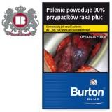 Cygaretki Burton Blue 17szt.
