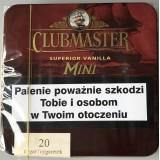 Cygaretki Clubmaster Mini Vanilla 20 szt.