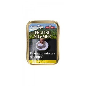 Tytoń Stanislaw English Summer 50g