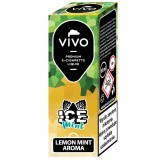 E-liquid VIVO Ice Lemon Mint 6mg