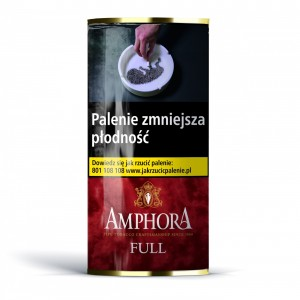 Tytoń fajkowy Amphora Full Aroma 50g