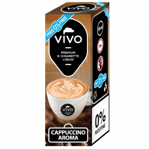 E-liquid VIVO Cappuccino Aroma 0mg