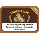 Tabaka Löwen Prise Snuff