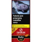 Cygara Djarum Wood Tip Ruby