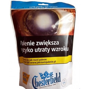 Tytoń Chesterfield Blue 80g
