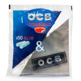 Filtry papierosowe OCB Slim Combibag Premium No.1