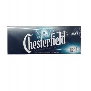 Gilzy papierosowe Chesterfield Capsule 100szt.