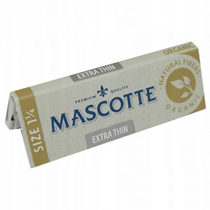 Bibułki Mascotte Extra Thin Organic 1 1/4