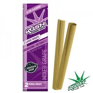 Owijka Kush Herbal Cones Mixed Grape