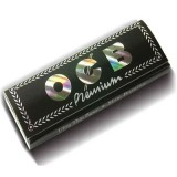 Bibułki OCB Premium 1 1/4 z filtrem