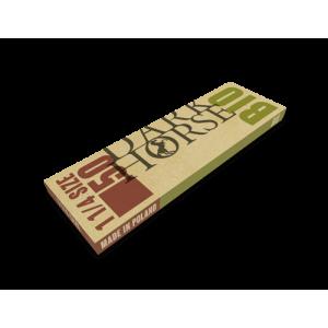 Bibułki papierosowe Dark Horse BIO 1 1/4