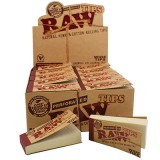 Filtry papierosowe Raw Wide Tips