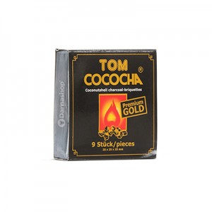 Węgielki TOM Coco Gold Mini