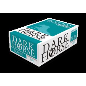 Gilzy papierosowe Dark Horse Menthol Extra Long Filter 100szt