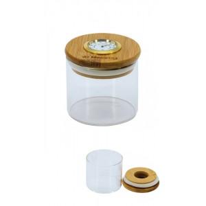 Pojemnik na tytoń z higrometrem M 98448