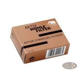 Filtry fajkowe węglowe 9mm 150szt. 424
