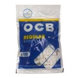Filtry papierosowe OCB Regular