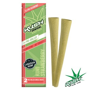 Owijka Kush Herbal Cones Kiwi Strawberry